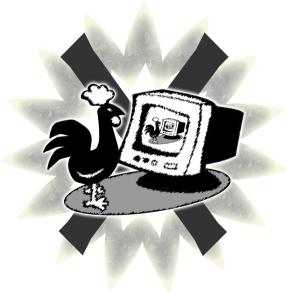 Logo der 10. Gockel Gaming LAN-Party