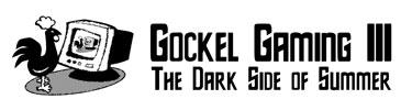 Logo der 3. Gockel Gaming LAN-Party